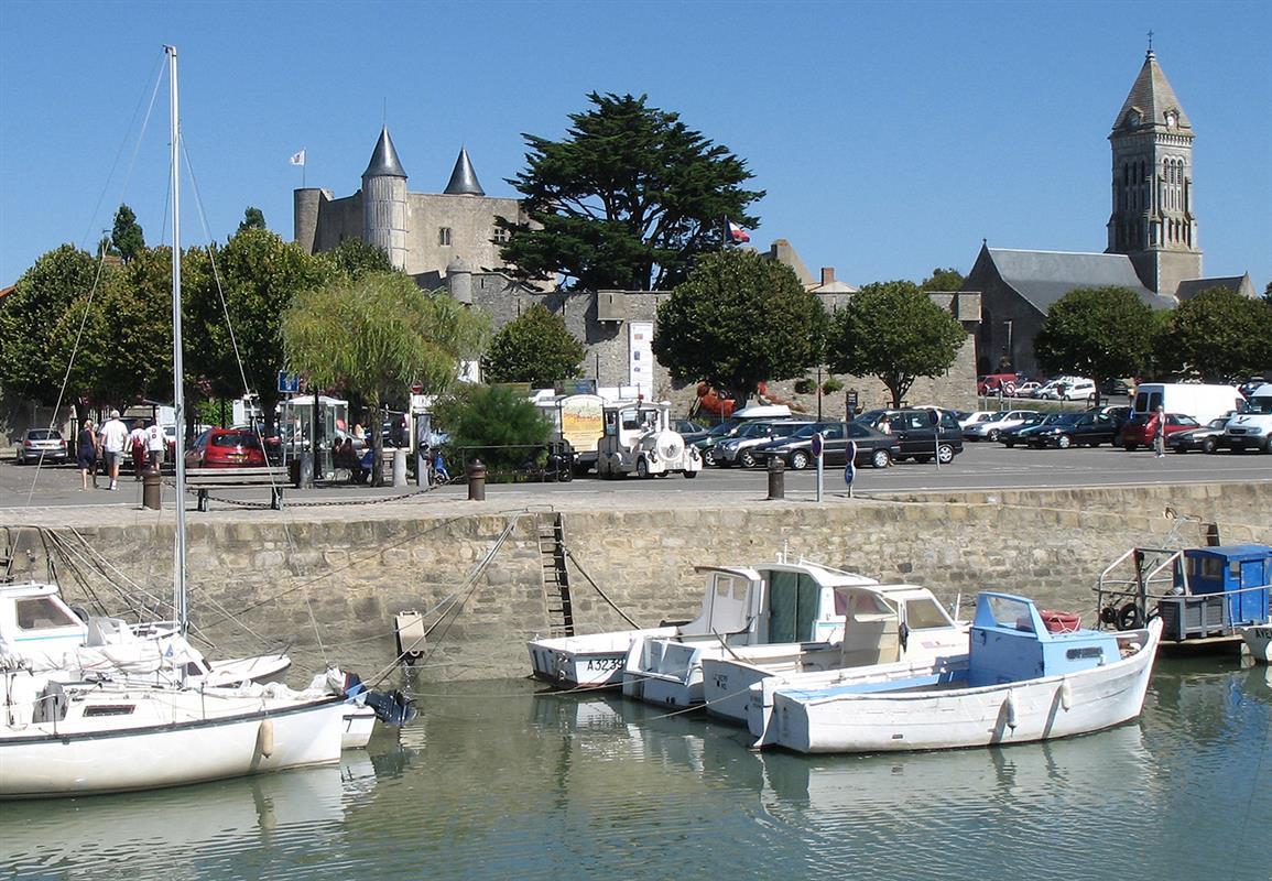 A voir a faire noirmoutier tourisme noirmoutier - Chambres d hotes noirmoutier en l ile ...