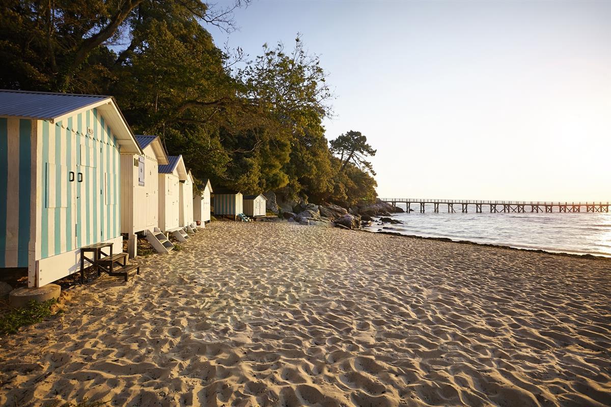 Plage et sports nautiques tourisme noirmoutier sejour for Camping ile noirmoutier avec piscine