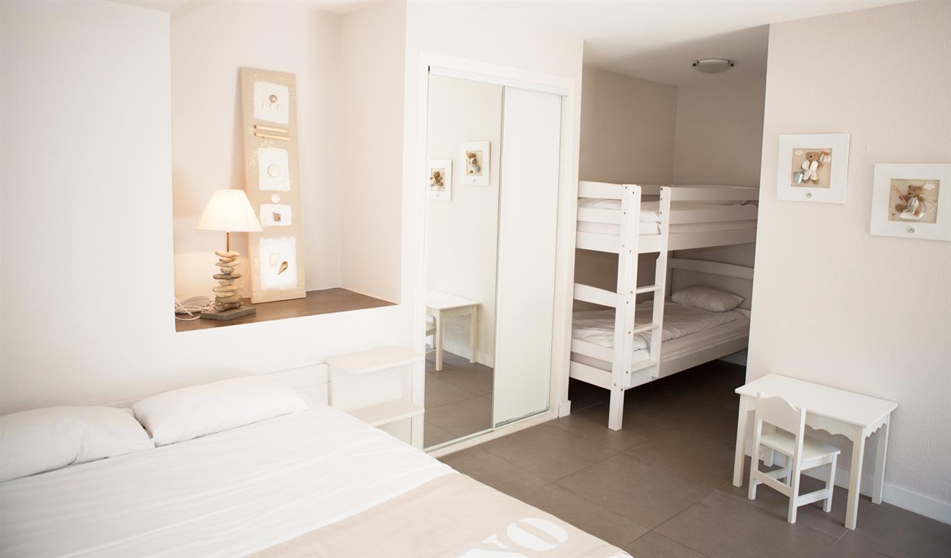 Chambre Quadruple - Chambres hotel Noirmoutier - Hotel ...